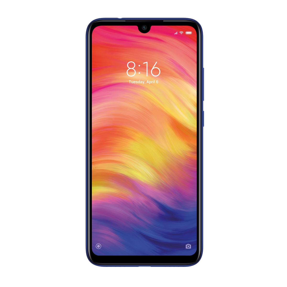 Una de las estrellas de Xiaomi, el Redmi Note 7 proporciona rendimiento todoterreno y 128 GB de almacenamiento unidos a una batería de 4.000 mAh. Equilibrado y con buen rendimiento.