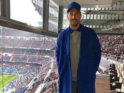 El look de Sergio Ramos que se convirtió en un meme