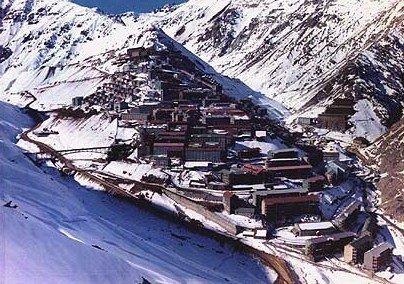 Sewell (Chile), patrimonio de la Humanidad al pie de los Andes