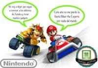 También jugaremos en el Meet the Experts: Nintendo se trae sus juegos y consolas