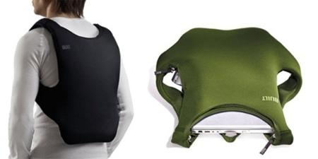 BUILT Laptop Backpack, cuélgate el portátil a la espalda