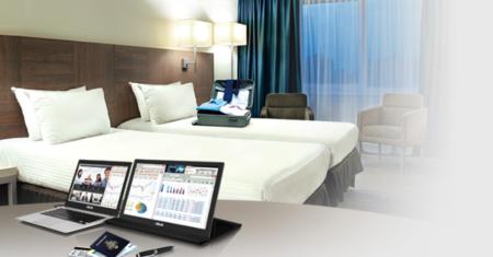 Este elegante y ultrafino monitor portátil de Asus está de oferta en PcComponentes: trabaja con comodidad por 169 euros