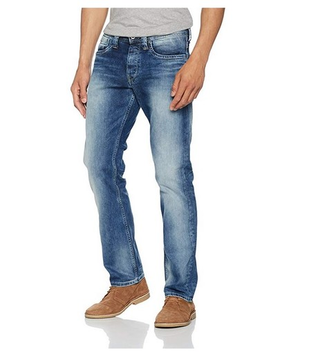 b99d3818f3 La mejor oferta en estos pantalones vaqueros modelos Cash de Pepe Jeans la  tenemos en la talla 30W   36L por 28