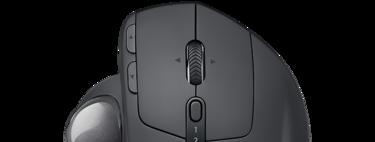 Logitech MX Ergo es la demostración de que los ratones con trackball siguen teniendo sentido
