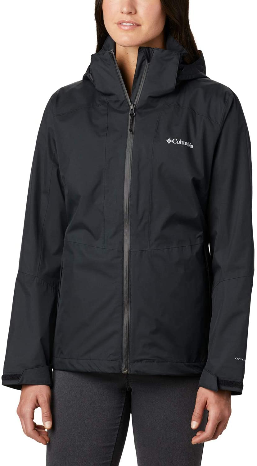 Columbia Windgates Chaqueta Impermeable, Mujer