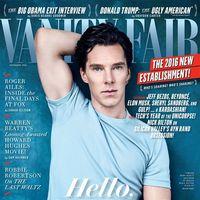Vanity Fair USA:  Benedict Cumberbatch