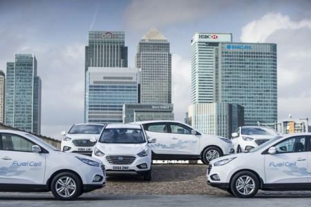 El Hyundai ix35 FCEV apenas ha vendido 300 unidades en el mundo en dos años
