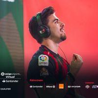 JRA se lleva con polémica el último KotH de Virtual LaLiga eSports Santander y reabre el debate de los porteros en FIFA 19