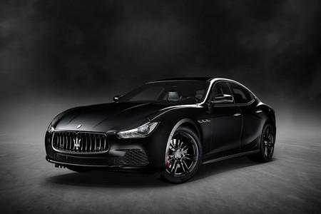 Maserati presenta su Ghibli más oscuro en Nueva York: el Ghibli Nerissimo