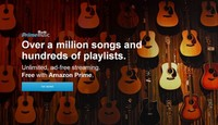 Amazon da el paso: música en streaming a lo Spotify con Amazon Prime Music