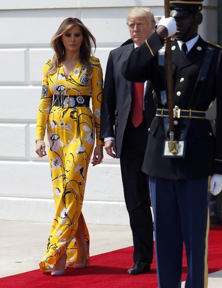 Melania Trump Amarillo