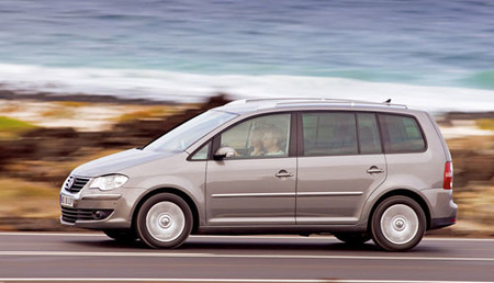 Volkswagen remodela la gama Touran