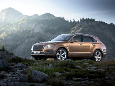 El futuro de Bentley es híbrido enchufable, y el Bentayga tiene todas las papeletas para ser el primero