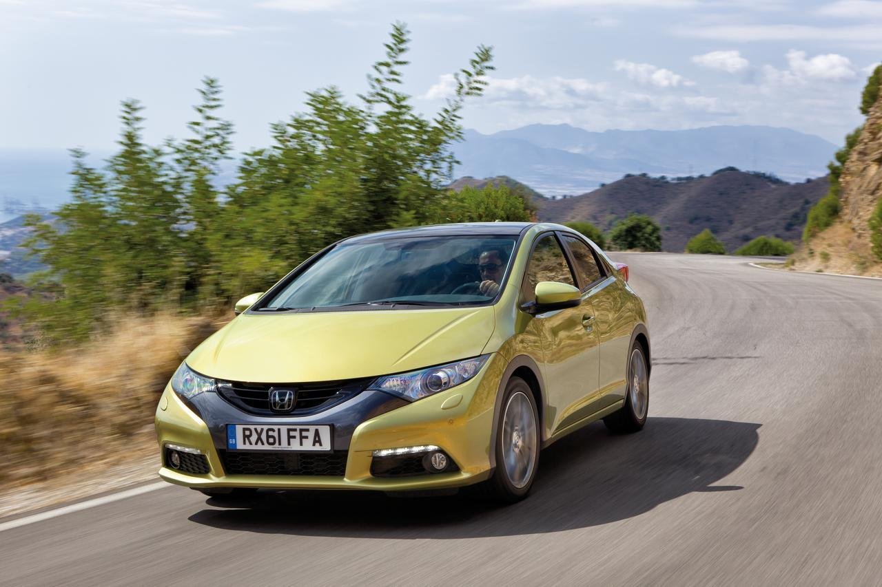 Foto de Honda Civic 2012 (143/153)