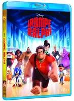 '¡Rompe Ralph!', ya a la venta en DVD y Blu-ray