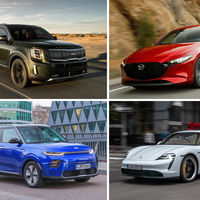 KIA Telluride, Mazda 3, Porsche Taycan y KIA Soul se llevan los premios del World Car of the Year 2020
