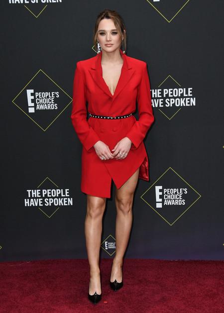 Hunter King Peoples Choice Awards 2019