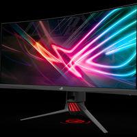 Asus amplía su catálogo de monitores para jugones con el XG35VQ, un modelo curvo 21:9 con 35 pulgadas y 100 Hz