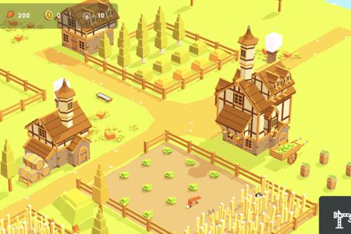 """Pocket Build y su fórmula """"zen"""" para un juego de construir ciudades: App de la semana"""