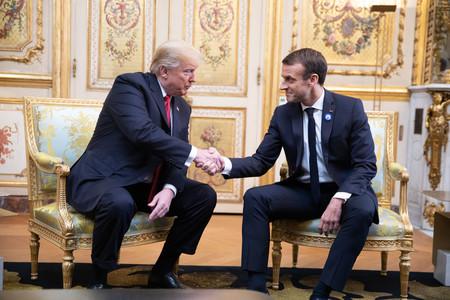 """Donald Trump amenaza a Francia con una """"acción recíproca"""" tras aprobar el impuesto digital a las tecnológicas estadounidenses"""