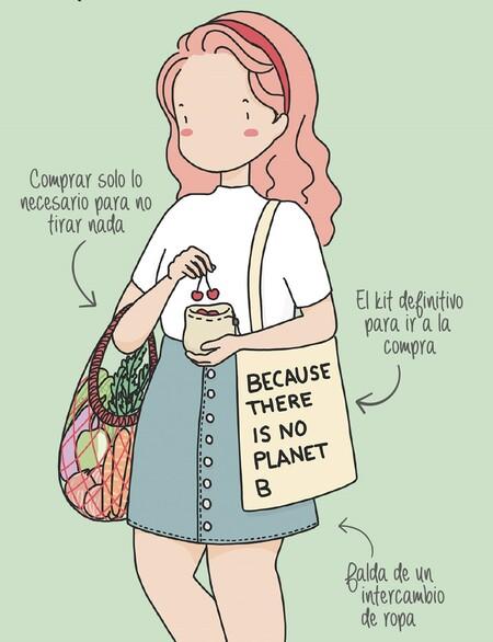 'Zero Waste para chicas con prisas', un libro que explica todo lo necesario para una vida sostenible aunque no tengas tiempo