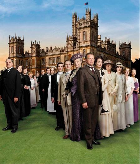 Los secretos de maquillaje de 'Downton Abbey'