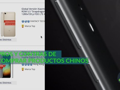 ¿Cuáles son las ventajas y desventajas de comprar productos chinos en México? Te lo contamos en video