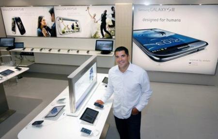 Samsung abre su primera Samsung Store en norteamérica
