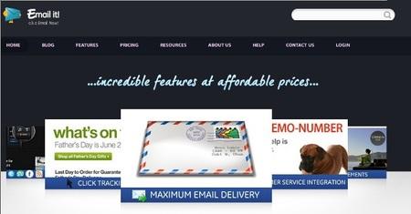 Email it, servicio web para crear tus campañas de mailing de forma cómoda y escalable