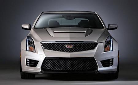 Así es el Cadillac ATS-V Coupé