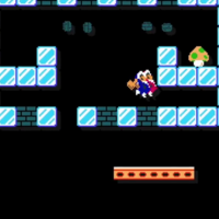A falta de tenerlos en Super Smash Bros. los Ice Climber llegan a Super Mario Maker