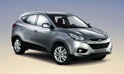 Nuevos motores de acceso a la gama Hyundai ix35