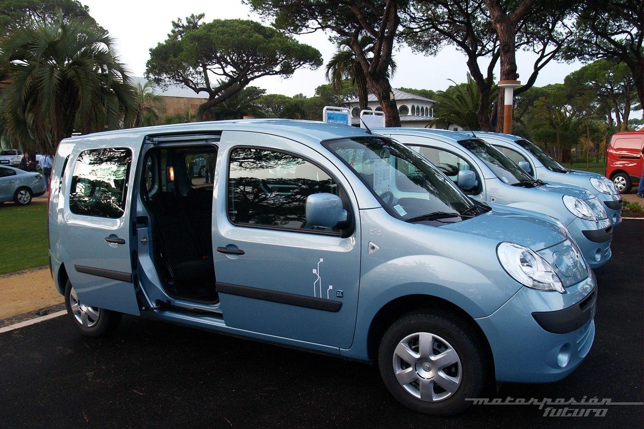 Foto de Renault Kangoo Z.E. (presentación) (2/15)