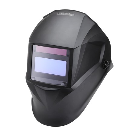Cupón de descuento de 11 euros en el casco para soldar Tacklife PAH02D: aplicándolo nos sale por 35,99 euros en Amazon