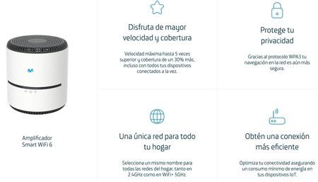 Movistar Smart Wifi 6