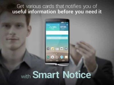 LG arregla un agujero de seguridad dentro de Smart Notice