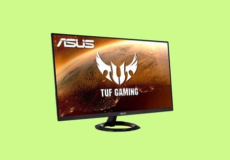 Si buscas monitor para jugar, ojo a este modelo de Asus TUF con 144 Hz en oferta por menos de 200 euros en Amazon