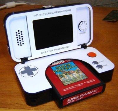 Atari 2600 portátil