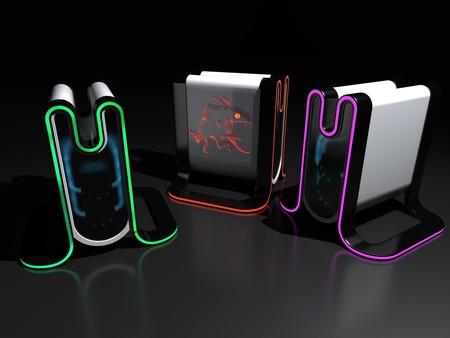Así luce el prototipo de la Mad Box, la consola de que quiere ir más allá de la siguiente generación