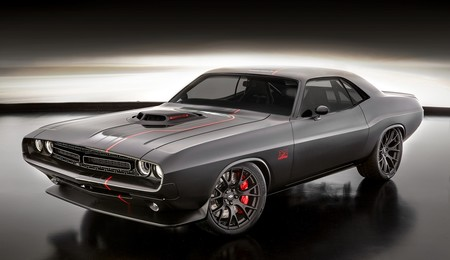 Dodge Challenger Y Charger Shakedown Package 1