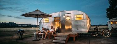 Las caravanas ganan enteros para disfrutar del verano lejos del coronavirus: 8 inspiradoras ideas para decorarlas