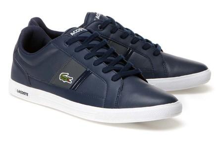 Zapatillas Lacoste a un precio chollo, de 99,95 euros han sido rebajadas a 44,95 euros