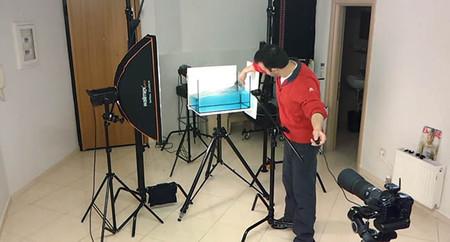 Magistral videotutorial sobre fotografía de botellas