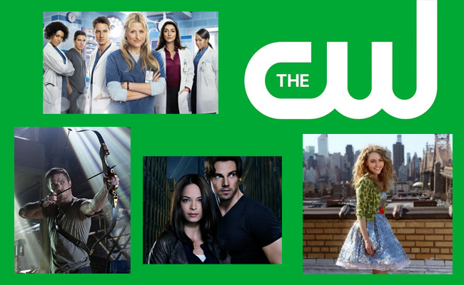 the cw fall 2012