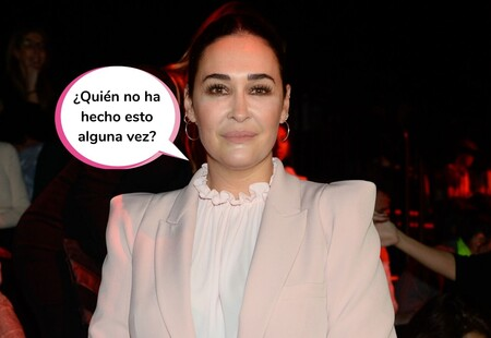 Vicky Martín Berrocal presume de haber adelgazado 18 kilos... Pero la fotografía tiene truco