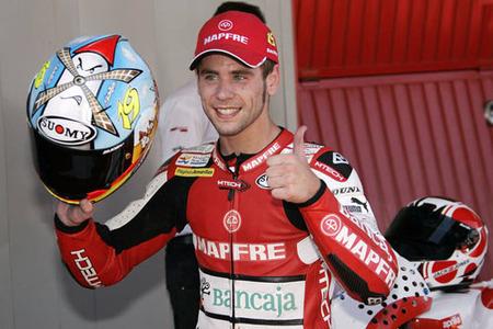 Gran Premio de Catalunya, Bautista 250