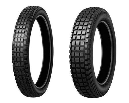 Nuevo neumático de trial Dunlop D803 GP