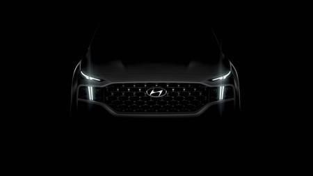 Nuevo Hyundai Santa Fe 2021 Teaser 2