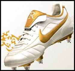 Colección Nike de Ronaldinho