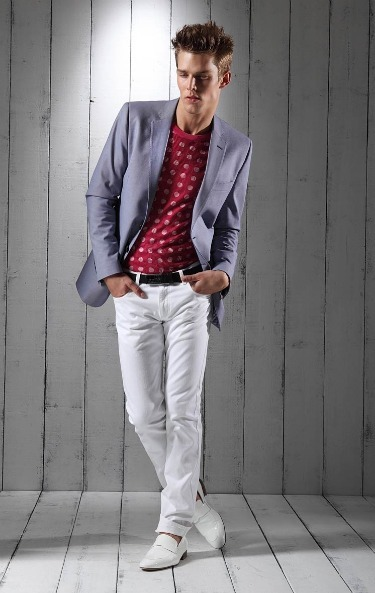 Foto de Lookbook primaveral: Love Moschino Men Primavera-Verano 2011 (13/23)